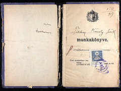 33162_620303988_0193-00071 (mkvirg) Tags: hungary passport immigration ellisisland magyarorszg emigration hungarians kereszteltekanyaknyve magyartlevl hungarycivilregistration llamianyaknyvek hzasultakanyaknyve
