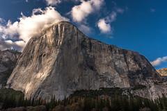 Clouds Over El Capitan (Maxinux40k) Tags: california sky usa nature clouds landscape nationalpark spring nikon outdoor yosemite april nikkor elcapitan 2016 d810 mitchellcipriano afs24mmf18g