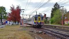 AM 983 - L154 - JAMBES (philreg2011) Tags: trein jambes cityrail nmbs sncb l154 amclassique l20144550 am983 l20144590