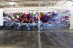 65 Foot Art Mural For Sale (jamis Bicycles Factory Store) Tags: photostream 5star