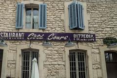 20160423 Provence, France 02552 (R H Kamen) Tags: france sign architecture restaurant pizzeria vaucluse saintdidier buildingexterior provencealpesctedazur rhkamen foodanddrinkestablishment