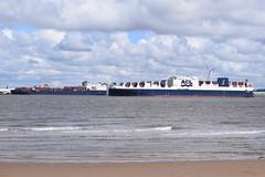 Atlantic Conveyor & Star on the Mersey (Gareth Garbutt) Tags: acl rivermersey atlanticstar atlanticcontainerline atlanticconveyor