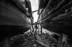 Kasimedu (Ramkumar Radhakrishnan) Tags: blackandwhite black chennai bla boatman cwc boatrepair repairwork kasimedu beachboat chennaiweekednclickers mychennai mychennaifacebook cwc526