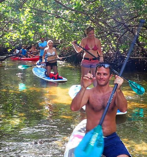 1_1_16  paddleboard tour Lido Key Sarasota FL 11