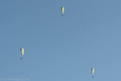 Triple Tandems (tiger_tim_2000) Tags: people afternoon oahu joey jorge paragliding activities makapuu timeperiod kaupobchprk mauidoug tandempg