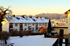 Winterliches Sauerland (jens_helmecke) Tags: schnee winter snow sunrise germany deutschland nikon jens nrw sonnenaufgang sauerland oeventrop helmecke