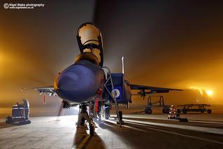 McDonnell Douglas Boeing F15E Strike Eagle 97-0218