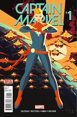 Preview: Captain Marvel #1 (All-Comic.com) Tags: comics adamhughes marvel captainmarvel previews markbagley tarabutters margueritesauvage krisanka michelefazekas allcomicpreviews allcomic