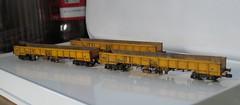 JNA Falcon wagons 1 (jonas_415) Tags: n rail falcon network gauge wagons weathering jna