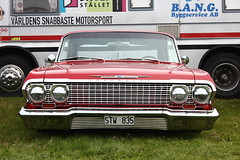 Chevrolet 1963 (Drontfarmaren) Tags: pictures old classic chevrolet car vintage drag gallery sweden racing event american sverige coverage blacksmith custom eskilstuna nats 1963 dragrace 2015 galleri kjula drontfarmaren