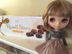 Blythe a Day -2/17/16 - Chocolate.