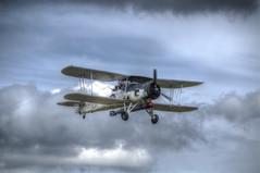 Fairey Swordfish II LS326 (nigdawphotography) Tags: plane airplane fly war fighter aircraft aeroplane fairey pilot biplane swordfish ls326