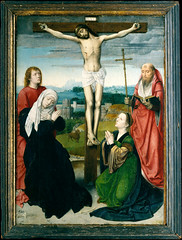 Gerard David, Kreuzigung (Crucifixion) (HEN-Magonza) Tags: crucifixion kreuzigung gerarddavid metropolitanmuseumofartnewyork