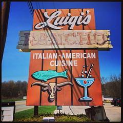 Luigi's Rancho Belvidere NJ Retro Roadmap (Mod Betty / RetroRoadmap.com) Tags: newjersey nj retro belvidere buttzville