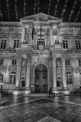 Avignon street photo [EXPLORE 07/02/2016 #198] (Ruben H. Pinilla) Tags: street blackandwhite bw monochrome architecture mono nikon candid streetphotography d750 streetphoto avignon tamronsp2470mmf28divcusd nikond750