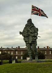 feb 10 (lonestarr79) Tags: statue marine royal 365