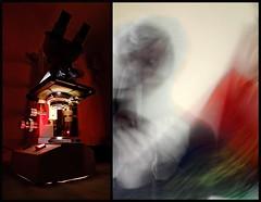 AT MIDNIGHT (LitterART) Tags: portrait poetry science mad microscopy madscientist poesie wissenschaft kaps mikroskop litterart potrt kce microscop labormiskroskop karlkaps