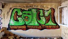 Graffiti Aytr plage (thierry llansades) Tags: graffiti graf spray graff larochelle aerosol cynthia graffitis graffs grafs aytr aytre frenchgraff xynthia