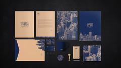 Papelaria (crowl creative studio) Tags: logo design visual branding corporateidentity identidade identidadevisual papelaria