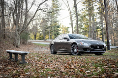 Benchwarmer. (JWheel Photos) Tags: pennsylvania exotic luxury supercar maserati westchester gts quattroporte maseratiofthemainline thestudioatrds