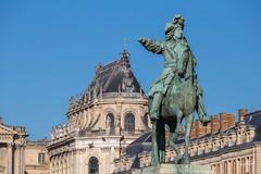 Versailles 3/23 - Le Roi au soleil (Emmanuel Cattier -) Tags: versailles chateau chateaudeversailles