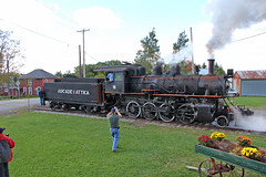 Doing the Runaround (craigsanders429) Tags: steamlocomotives arcadeattica arcadeatticano18 curriersnewyork