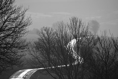Larzac road trip (Michel Seguret Thanks all for 9.200 000 views) Tags: road winter france rain countryside strada plateau hiver pluie route pro campagne regen larzac herault strase michelseguret
