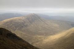 A Rare Moment of Enlightenment (RoystonVasey) Tags: mountain canon eos scotland zoom m 1855mm stm loch corbett arkaig sgurr bheinn fraoch strathan mhurlagain