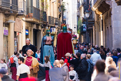 Trobada gegantera de Santa Eulalia-1 (Jorge Snchez Fotgrafo) Tags: cultura catalana trobada gegants santaeulalia gegantera