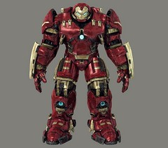 Life Size Iron Man Armor Model 14 Hulkbuster Papercraft for Cosplay Free Template Download (PapercraftSquare) Tags: cosplay ironman armor lifesize marvelcomics avengers model14 hulkbuster