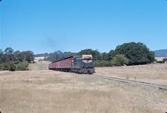 7701C-02 (Geelong & South Western Rail Heritage Society) Tags: last train australia victoria aus tclass beechworth