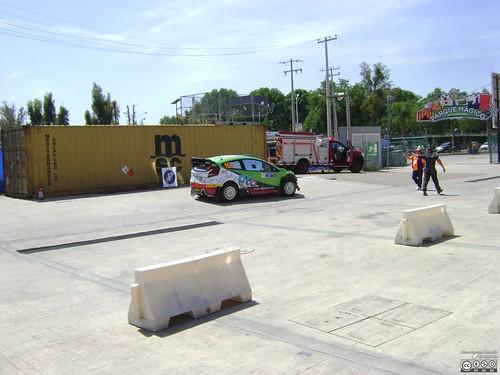 WRC Rally Guanajuato México 2016 - Sábado 5 de marzo - Rally Campus 111