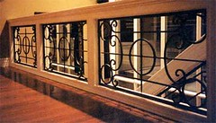 Railing (forgearama) Tags: edmonton handmade ratings handrail blacksmith railing forged bannister artmetal blacksmithing handforged balusters yeg frontstepforge