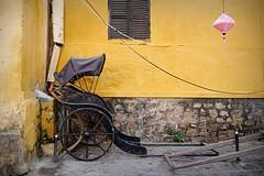 Hoi An (Iam Marjon Bleeker) Tags: vietnam hoian lampion karretje vp1060155p2