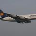 Lufthansa Airbus A380-841 D-AIMD