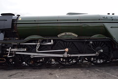 60103 Flying Scotsman - 27/02/2016 (OLLIEINLEEDS) Tags: train flying engine machine engineering railway trains steam locomotive sir legend nigel nrm nationalrailwaymuseum scotsman flyingscotsman gresley 60103