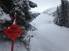 Trs belle skiroute en fond de valle aprs Kirchberg (Jauss) Tags: ski alps alpes sterreich neige alpen tyrol autriche kitzbhel