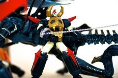11083677_10152736847708372_2260068661900023900_n (apolion2) Tags: alien queen neo neca xenomorph gaiking daiku gladiador superrobotwars festivaldelosrobots maryu  studiohalfeye