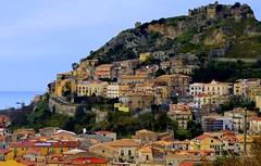Amantea Cs (Arcieri Saverio) Tags: sky italy mer color landscape nikon italia cs 1855mm calabria sud amantea 55300mm