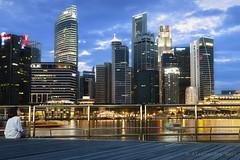 Singapore (ale neri) Tags: street people urban skyline asian singapore asia child streetphotography singaporean aleneri alessandroneri
