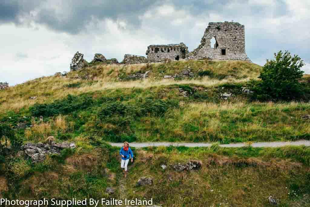 County Laois - Rock of Dunamase