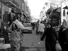 workingday (simon_berlin62) Tags: world life street travel portrait blackandwhite bw work photography women northafrica busy morocco arab maroc marrakech maghreb medina marrakesh rue marokko  marrakesch 2016   nordafrika afriquedunord