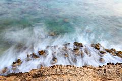 Curaao (jeandubrulee) Tags: ocean water netherlands dutch long exposure curacao caribbean curaao antilles antillen caribisch