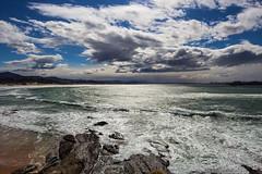 Se acerca una tormenta (noldor12) Tags: cantabria loredo marcantbrico bahadesantander ribamontnalmar canoneos600d playadelostranquilos canonef1635f4lisusm