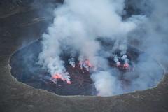 DRC - Nyiragongo volcano, lava lake (2) (lukasz.semeniuk) Tags: volcano lava crater lavalake democraticrepublicofcongo nyiragongo