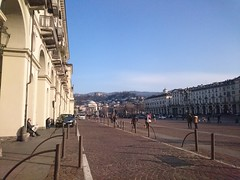 Test Sony Camera Android 6.0.1 Marshmallow (beta) (lanevegianluca) Tags: square torino marshmallow piazzacastello sonyz3