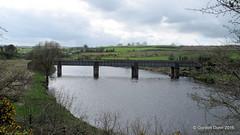IMG_2352 (ppg_pelgis) Tags: old uk bridge ireland river trafalgar railway northern mourne camus tyrone sionmills gnri