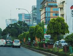 Dhaka 21st March (ASaber91) Tags: city dhaka avenue bangladesh gulshan
