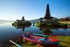 Pura Ulun Danu (Jokoleo) Tags: morning bali lake indonesia temple calm serenity pura danau beratan ulundanu