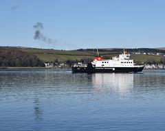 MV Argyle Departing Rothesay (Russardo) Tags: ferry scotland clyde mac cal argyle isle calmac mv departing caledonian bute rothesay macbrayne